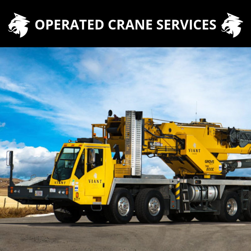 Operated Crane Services